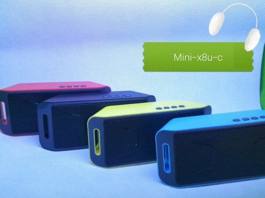 Mini X8U-C Bluetooth Lautsprecher