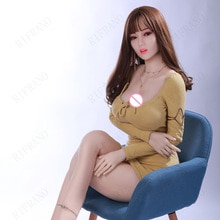 Adult Sex Doll 165cm Realistic Chinese Beauty Woman Love Doll Realistic Full Big Breast Sexy Ass Vag