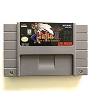 Lufia II 2 Rise of the Sinistrals-Juego de 16 bits, cartidge, versión...