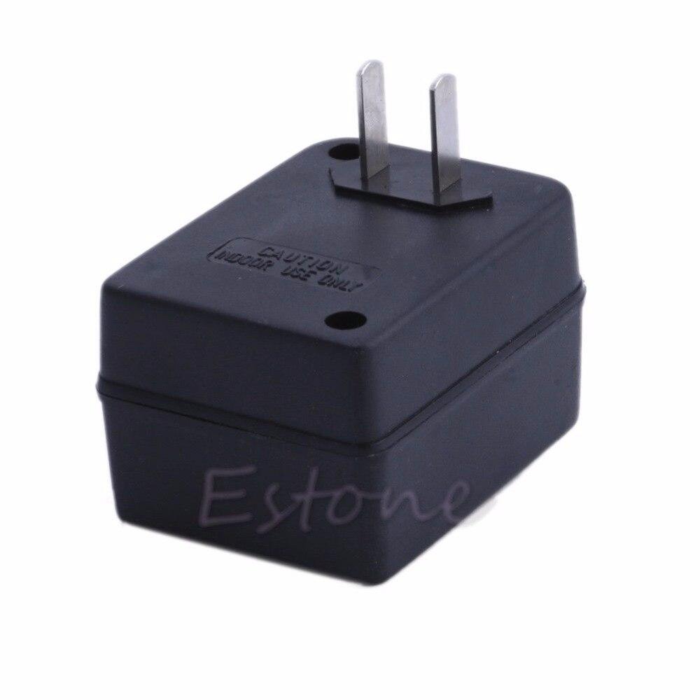 220-240V to 110-120V 50W Power Adapter Converter Voltage Transformer for Travel Au08 19 Dropship