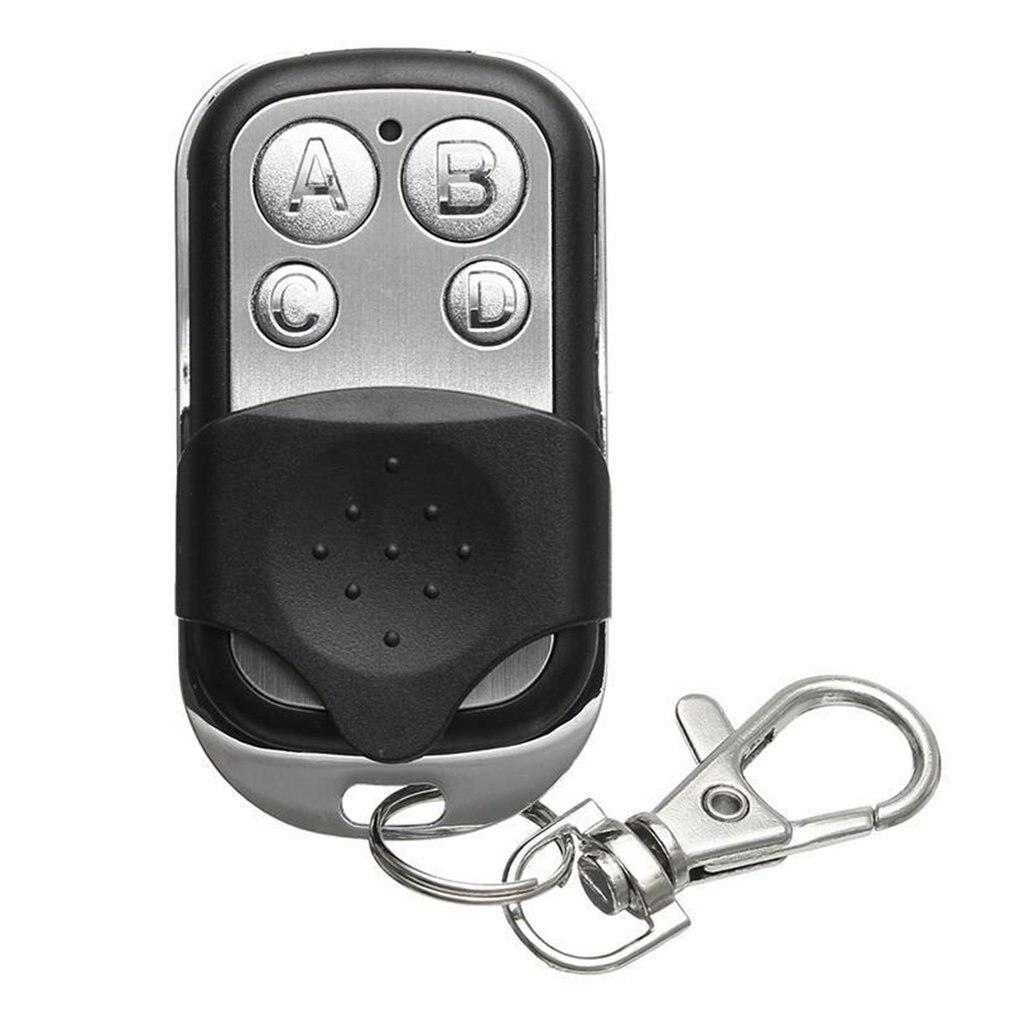 433 МГц RF пульт Управление ключ двери гаража контроллер копирования Управление; Универсальный Электрический ворот двери гаража дистанционн...