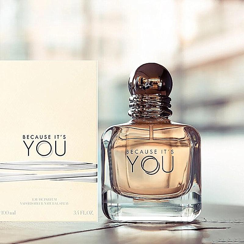 Потому что это вы ароматы сливы, потому что это вы долговечный парфюм