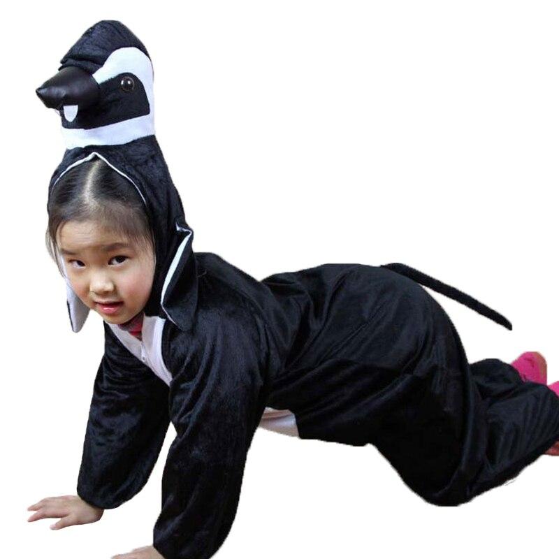 Umorden мультфильм Животные Пингвин костюм косплей комбинезон детский день Хэллоуин костюмы для детей девочек мальчиков