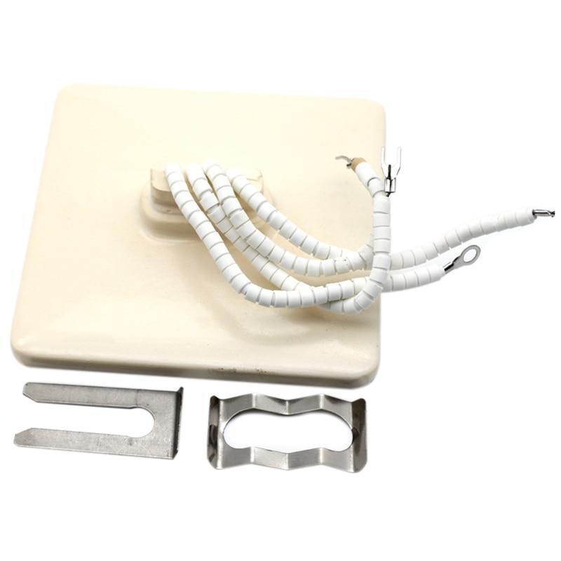 Placa calefactora de cerámica por infrarrojos Ir ABSF 120x120Mm 220V 600W para soldar piezas de estación de retrabajo Bga