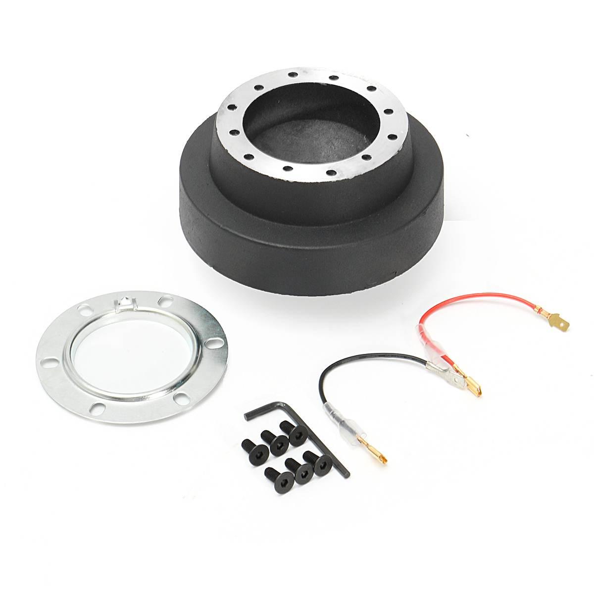 20mm adaptador de cubo de volante Snap Off Boss Kit de liberación rápida Set para BMW E46 OMP accesorios de coche