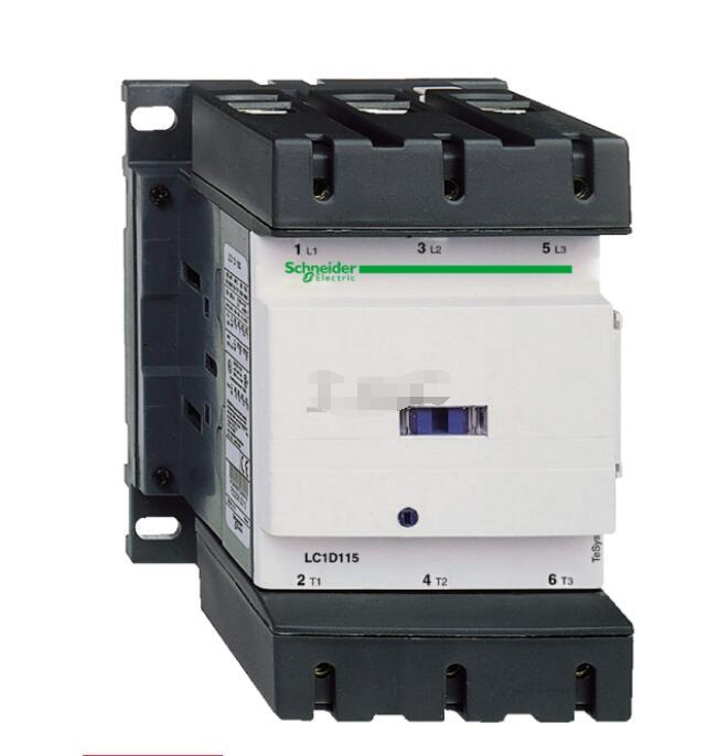 Contactor de Ca (bobina de CA), LC1-D17000M7C, LC1D17000M7C, LC1D17000M7, 3P, 170A, 220VAC