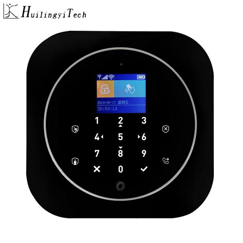 Home Alarm System Tuya Smart Life Gsm Wifi Alarm Detector Fire Protection System Anti-theft Smart Motion Sensor enlarge