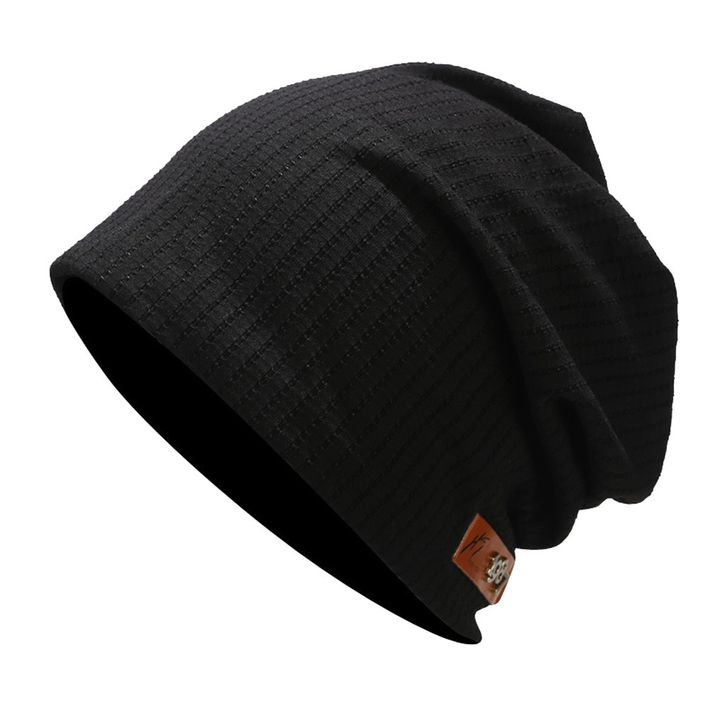 Männer Frauen Farbe Hut für Frauen Männer Baumwolle Beanie Stilvolle Dünne Hip-Hop Caps Weiche Krebs Chemo Hut Unisex Winter Mode pile Kappe