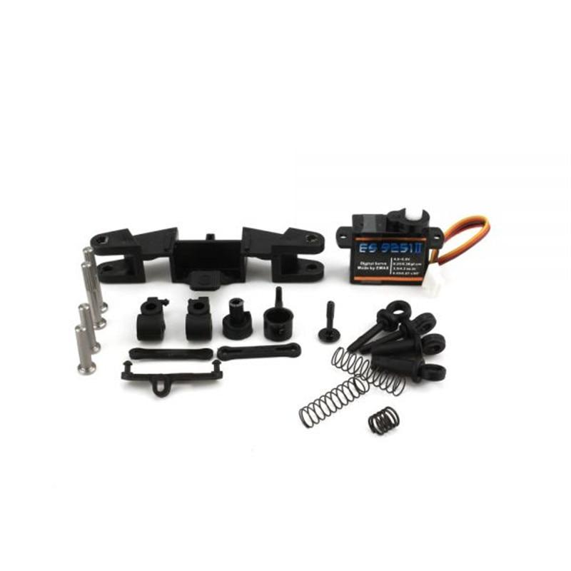 Gift Emax Interceptor FPV RC Car Spare Part B - Steering + Suspension Kit enlarge