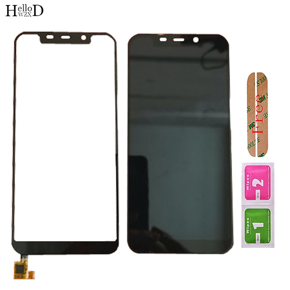 Mobile LCD Display For iLA 7S LCDs LCD Display With Touch Screen Digitizer Panel Front Glass Phone L
