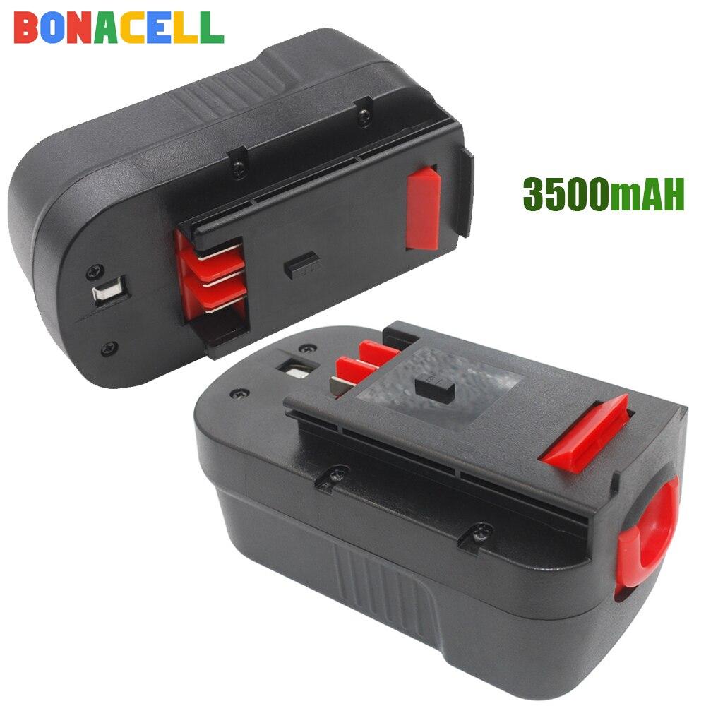 Bonacell 3500mAh 18V متولى حسن HPB18 قابلة للشحن بطارية ل بلاك اند ديكر A18 A1718 A18NH HPB18 HPB18-OPE FS1800CS FS1800D FS180