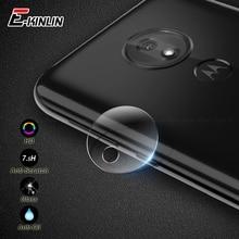 Terug Camera Lens Gehard Glas Voor Motorola Moto G8 G7 G6 G5S G5 Plus Power Play Screen Protector Beschermende Film