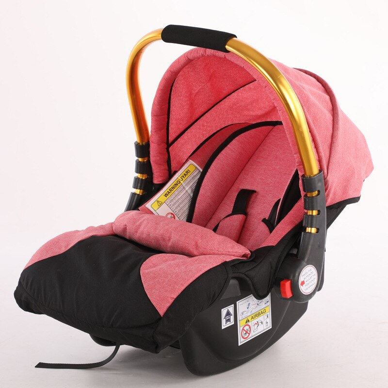 0823 Child Car Safety Seat Baby Safety Basket Trolley Basket Sleeping Basket Can Be Customized Partable Stroller Car Seat