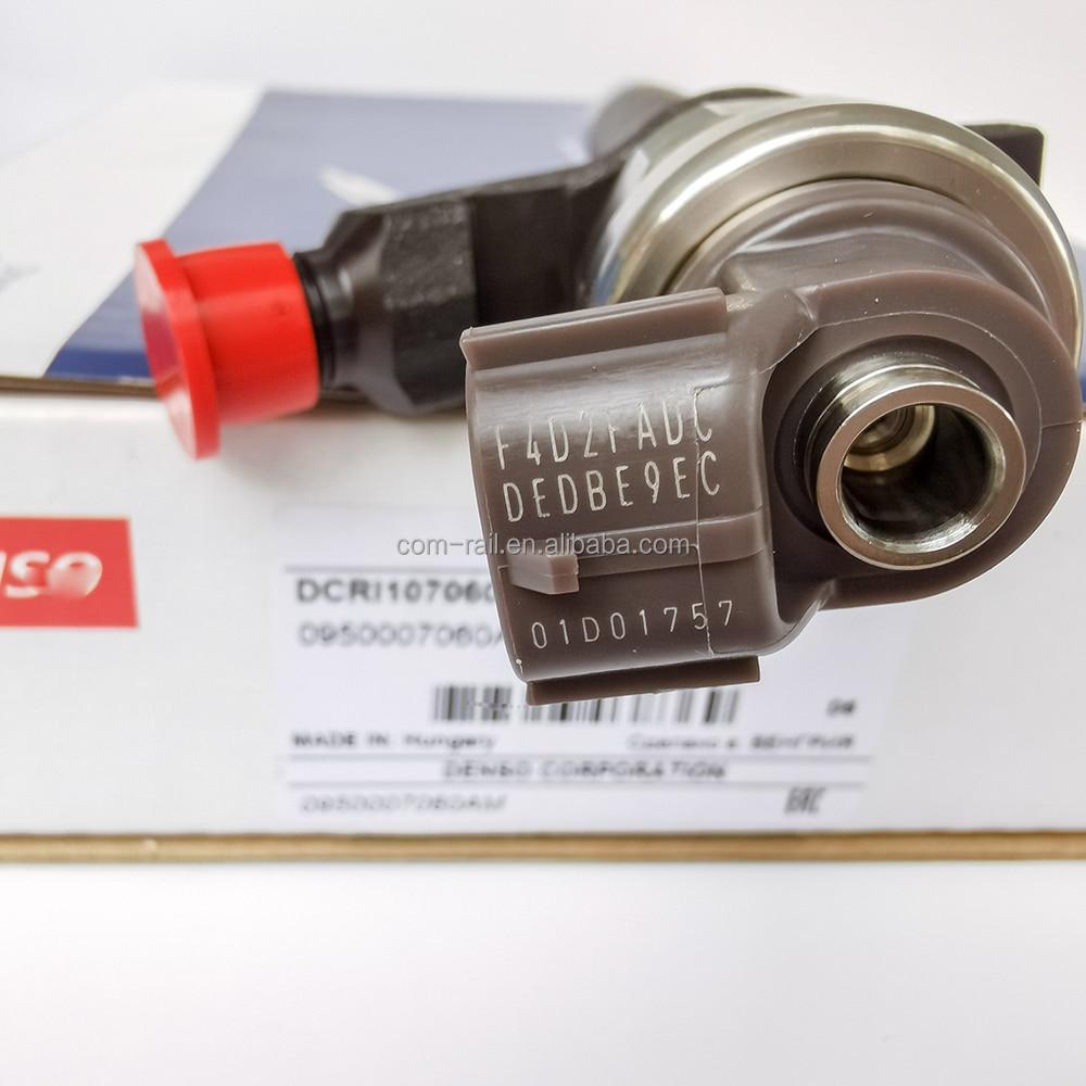 original injector 095000-7060   6C1Q-9K546-BC     6C1Q-9K546-BB  genuine injector enlarge