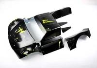 plastic body car shell fit for 15 losi 5ive t rovan lt kingmotorx2