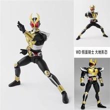 Masked Rider Kuuga Kamen Rider BJD black figure Anime Action Figure PVC New Collection figures toys 16cm