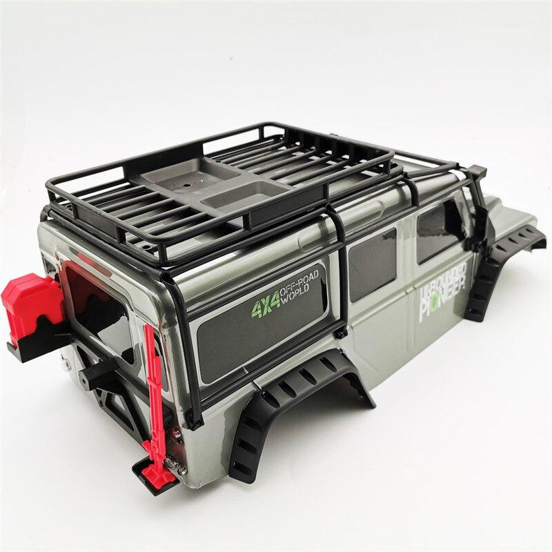 Nuevo HB RC Car Body Shell para HB ZP1001 1/10 RC vehículos juguetes de repuesto DIY accesorios de Control remoto piezas de repuesto