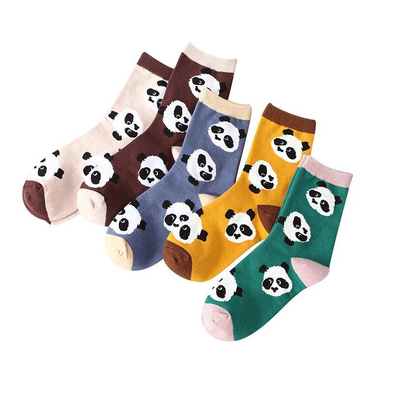 Novedad Otoño e Invierno japoneses nuevos estilo universitario Amor tubo de algodón mujeres calcetines de algodón calcetines mujeres Calcetines