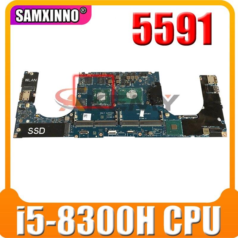 لديل XPS 9570 اللوحة المحمول مع i5-8300H CPU DAM00 LA-F541P 0YWFR1 CN-0YWFR1 YWFR1 100% العمل