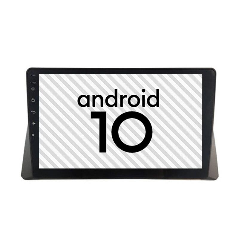Android 10,0 GPS para coche 2.5D a prueba de explosión pantalla para Honda ACCORD 2010 reproductor de radio Bluetooth Internet navegación del coche completamente táctil