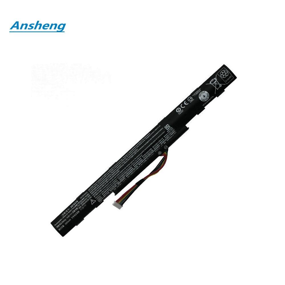 Ansheng AS16A5K AS16A7K batterie Für Acer Aspire E15 E5-475G 523G 553G 575G 774G E5-575-59QB E5-575 E5-575G-53VG