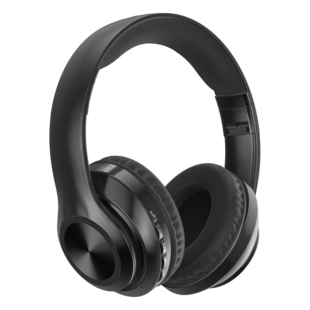 سماعة بلوتوث لاسلكية سماعة 5.0 Foldablel عميق باس ستيريو الحد من الضوضاء الألعاب سماعة رأس مزودة بميكروفون لأجهزة الكمبيوتر المحمول Xbox