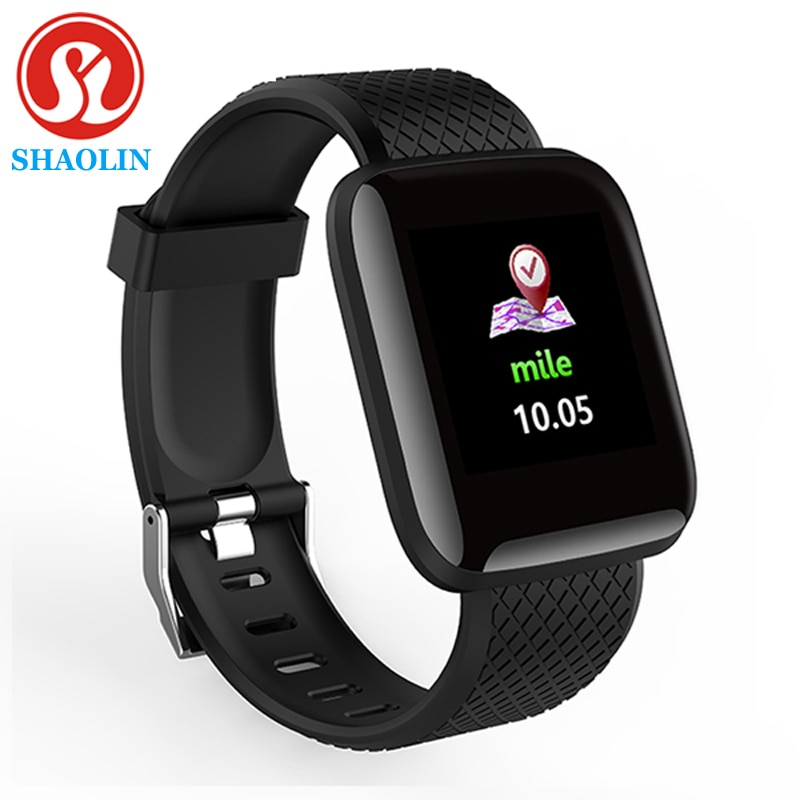 Bluetooth Smart Watch Wristband Sports Fitness Bracelet Smart Bracelet Blood Pressure Measurement Pe