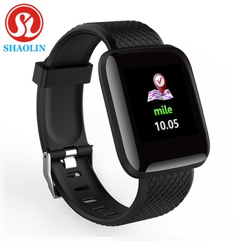 Bluetooth Smart Watch Wristband Sports Fitness Bracelet Smart Bracelet Blood Pressure Measurement Pedometer Smartband Watch