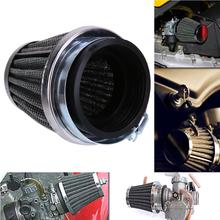 VODOOL 35/39/54/60mm Universal Motorcycle Air Intake Filter Mushroom Head Air Filter Cleaner For Off-road ATV Quad Dirt Pit Bike