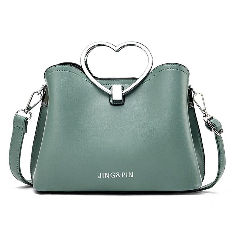 dm prime fênix bolsa de couro verde