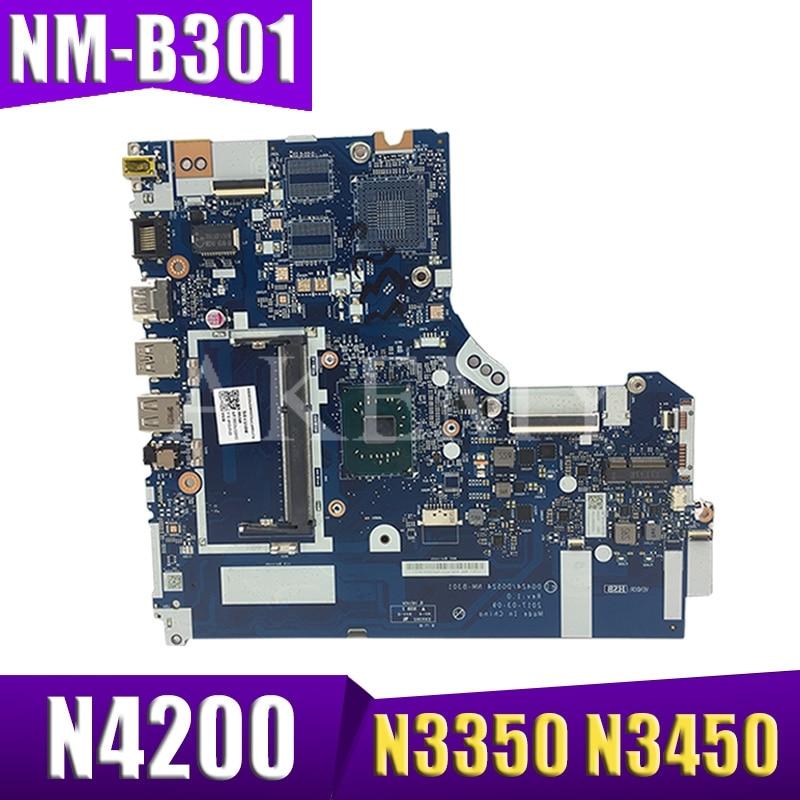 Para Lenovo IDEAPAD 320-15iap portátil placa base DG424/DG524 nm-b301 junta no FRU5B20P20643 completa