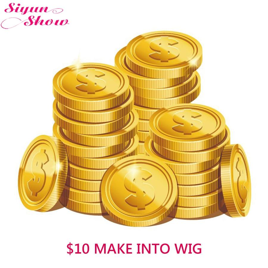 $10 Make Into Wig Small Size/Medium Size/Large Size Wig Cap Siyun Show