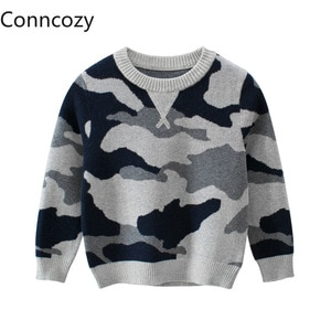 Baby Boy Sweater Kids Fall Clothes Toddler Girls Winter Sweater Korean Children's Clothing Casual Cotton Knitted Sweaters Tops