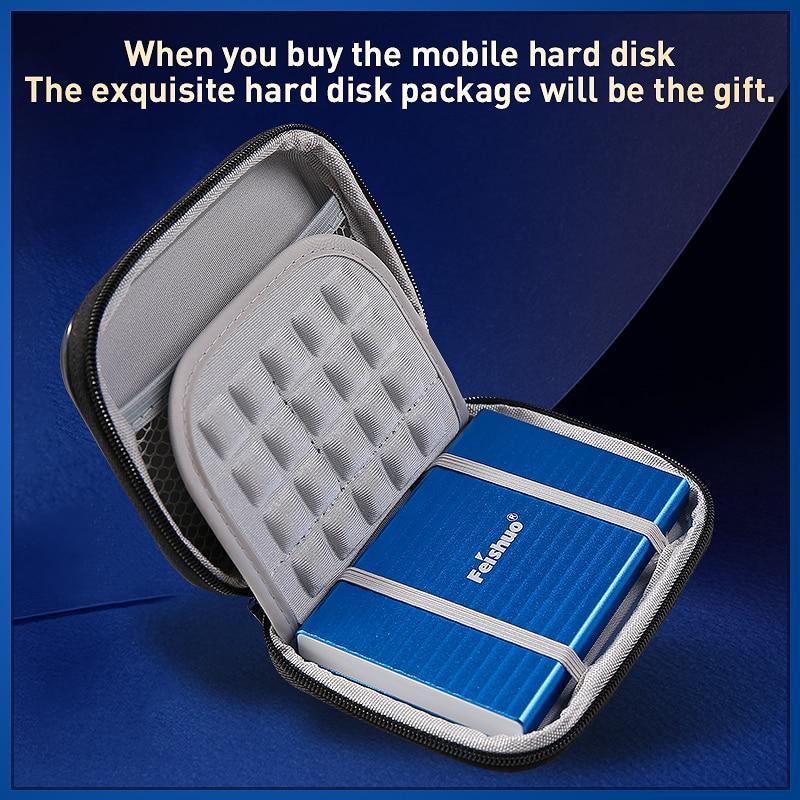 Portable External Hard Drive Custom LOGO USB3.0 2000gb 320gb 500gb 1tb hard disk external  HDD External HD Hard Disk for PC/Mac enlarge