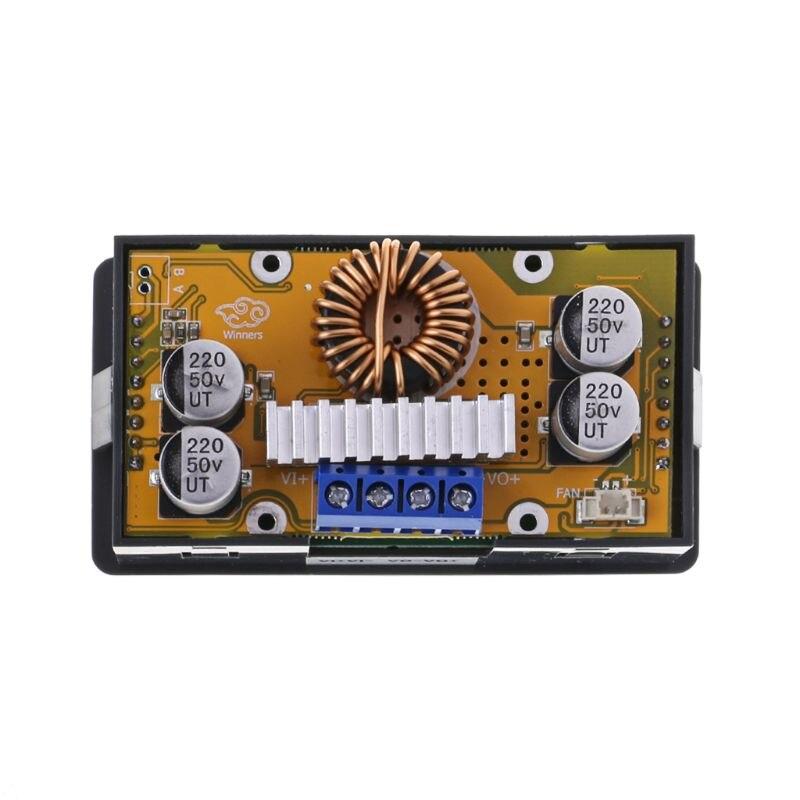 5A DC-DC módulo reductor ajustable Step Down módulo de fuente de alimentación de voltaje