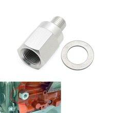 Adaptador M12 1,5 a Sensor de temperatura de agua refrigerante de cambio de motor 3/8 NPT para LS LS1