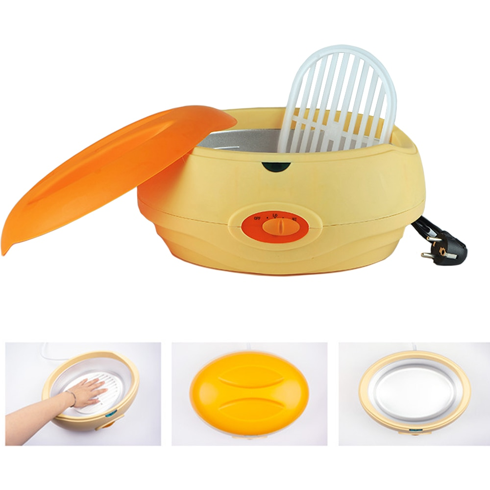 Paraffin Wax Heater for Hand Foot Therapy Bath Wax Pot Warmer Beauty Salon Spa Heater Wax Machine with Gloves Bootie Mitts enlarge