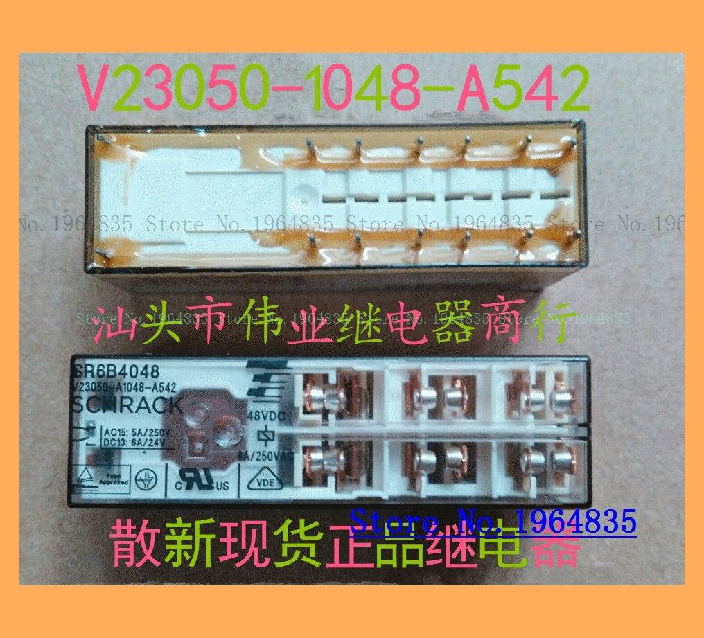 SR6B4048 V23050-A1048-A542 48VDC 14