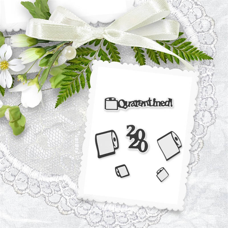 New 2020 Hot Metal Cutting Dies Stencils For Paper Card Making DIY Scrapbooking  Decor Craft Photo Album Selling