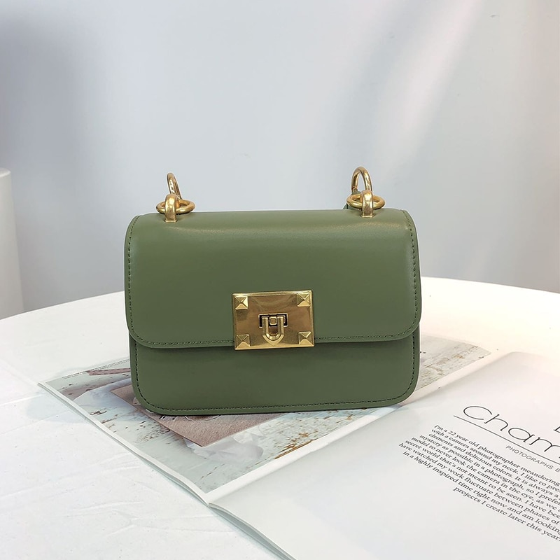 Mini wild bag new fashion trend shoulder bag woven portable small square bag