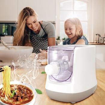 Electric Pasta Maker 13 Molds Intelligent Noodle Machine LCD Screen Can Make Spaghetti Macaroni Dumpling Skin In 15 Minutes