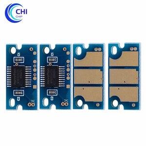 4Sets XIU211 IU212 IU313 Reset Drum Chip For Konica Minolta BIZHUB C203 C253 C200 C353 Cartridge Image Unit IU-211 IU-212 IU-313