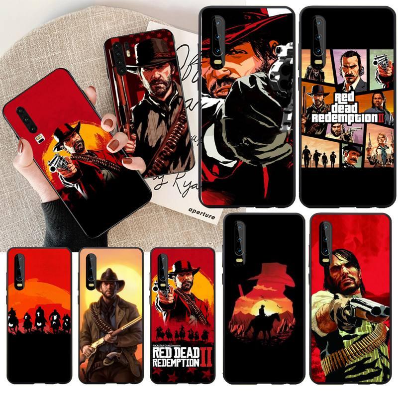 PENGHUWAN rouge mort rachat 2 personnalisé Photo étui de téléphone souple pour Huawei Honor 20 10 9 8 8x 8c 9x 7c 7a Lite view pro
