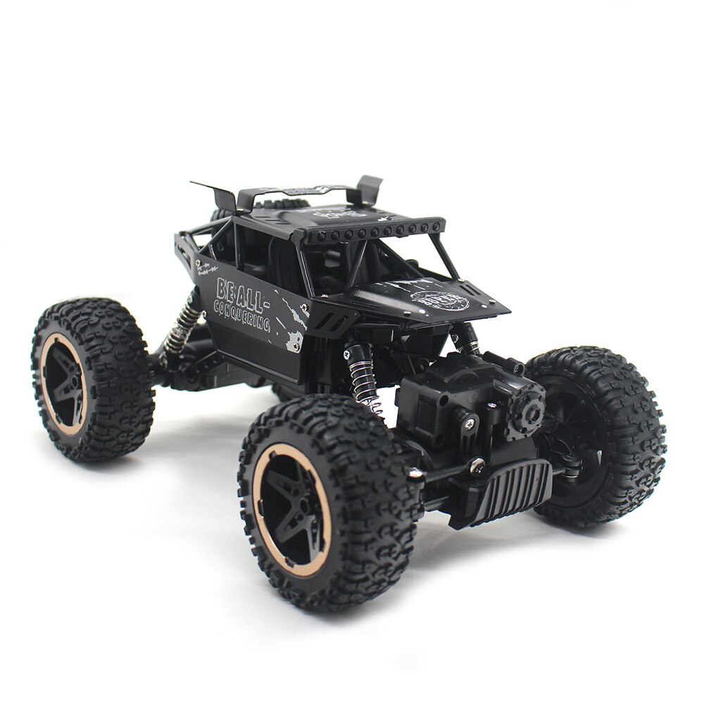 New Arrival 4WD Rock Crawler Off Road RC Car Remote Control Toy Machine On Radio Control 4x4 Drive Car Toy enlarge