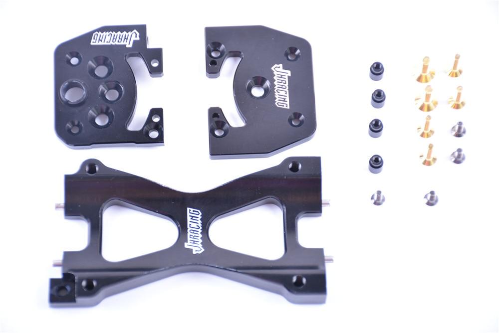 Cnc Aluminium Motor Beugel Motor Carrier Set Voor 1/5 Traxxas X-MAXX Fit Kasteel 1717 Originele Auto Motor