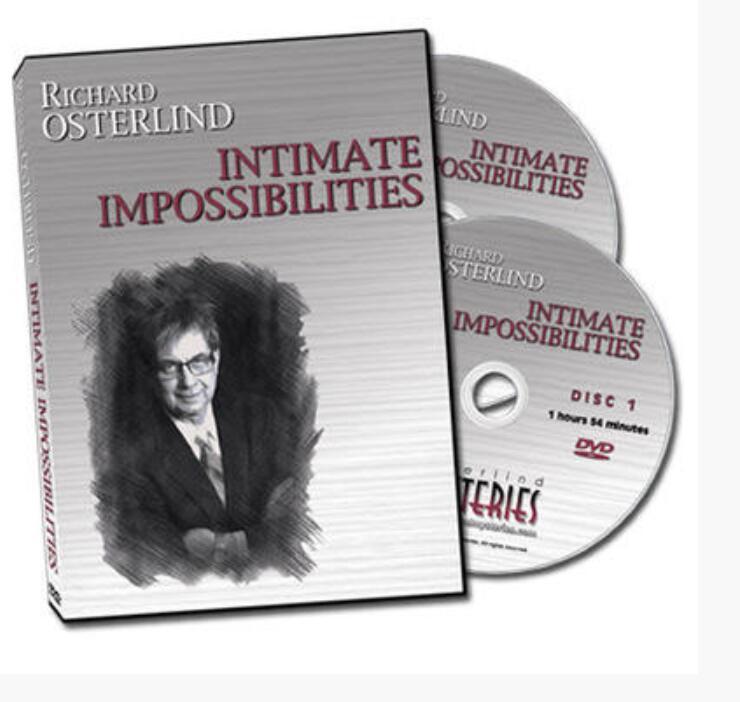 Imposibilidades íntimas de Richard Osterlind (1-2)-trucos de magia
