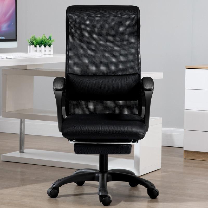Компьютерное офисное кресло с поворотным механизмом, эргономичные офисные кресла руководителя в скандинавском стиле, игровые офисные крес...