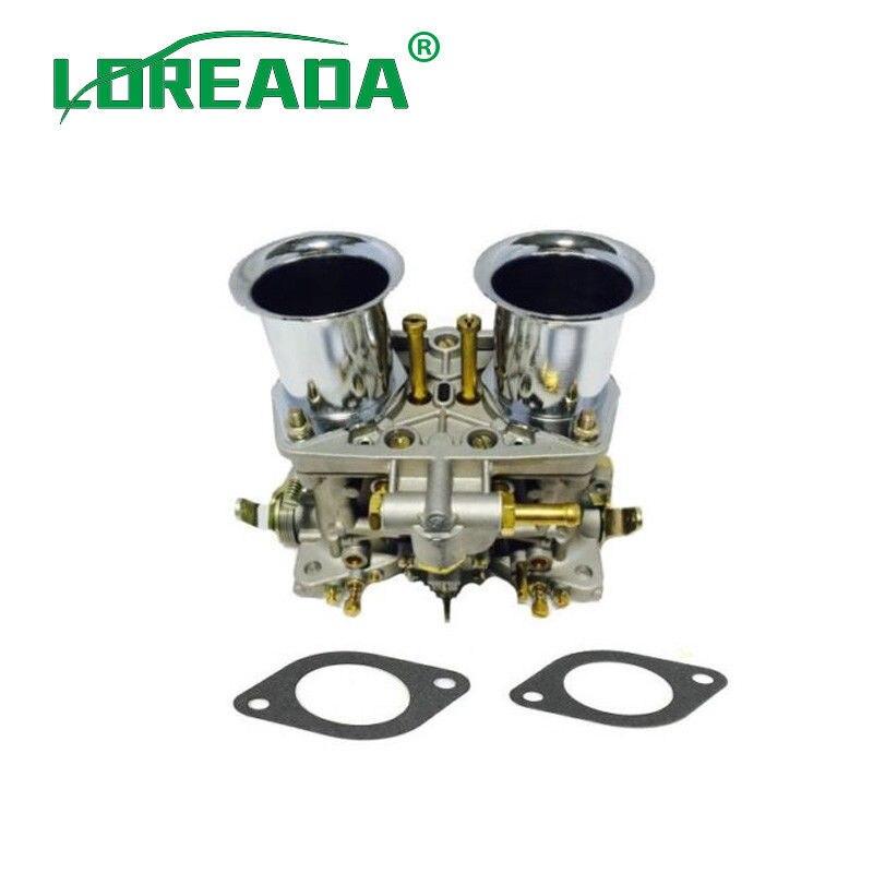 Карбюратор Carb двигатель 2 баррель для WEBER 40 ЦАХАЛ для жука Volkswagen Beetle Fiat