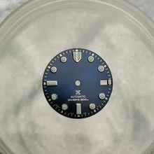 Quadrante orologio quadrante oem misura cassa NH35 cassa nh36 skx007 skx009 verde blu bianco e giallo NH35/36 movimento automatico