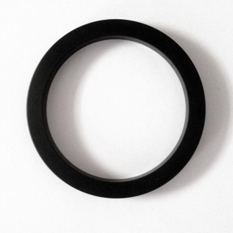 53 مللي متر ماكينة القهوة تختمر رئيس أسود حلقة لإحكام الإغلاق طوق من المطاط القهوة طوقا ل ASTORIA CMA زائد 4 لك